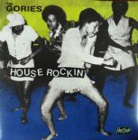 "LP ✦ THE GORIES ✦ "" House rockin' '"". Garage Punk Blues. Hear♫"